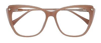 Armação Óculos Receituário AT 7004 Nude