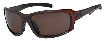 Óculos de Sol Masculino AT 20527 Marrom