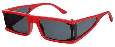 Óculos de Sol Feminino AT 2021 Vermelho
