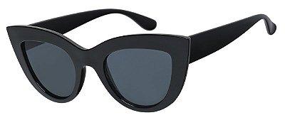 Óculos de Sol Feminino AT 56119 Preto