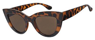 Óculos de Sol Feminino AT 56119 Tartaruga