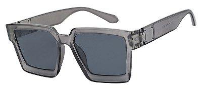 Óculos de Sol Feminino AT 56155 Cinza Transparente