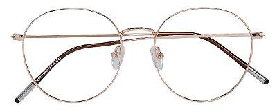 Armação Óculos Receituário AT 20603 Cobre