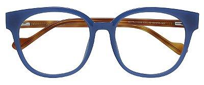 Armação Óculos Receituário AT 1005 Azul