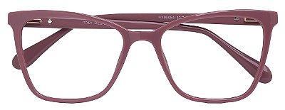 Armação Óculos Receituário AT 99064 Rosa