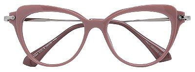 Armação Óculos Receituário AT 5584 Nude