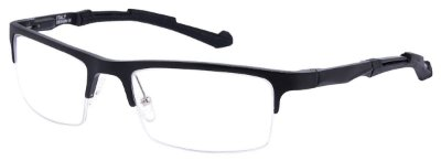 Armação Óculos Receituário AT 3005 Preto