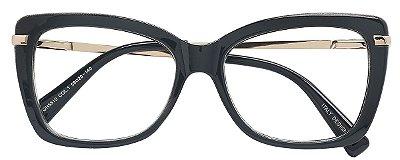 Armação Óculos Receituário AT 5510 Preto