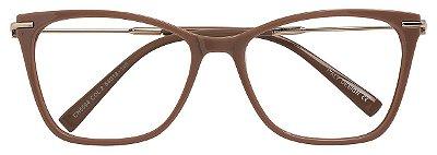 Armação Óculos Receituário AT 5594 Nude
