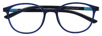 Armação Óculos Receituário AT 1041 Azul