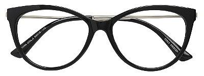 Armação Óculos Receituário AT 5569 Preto