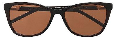 Óculos de Sol Feminino AT 88111 Marrom