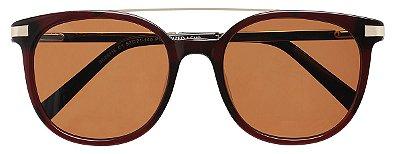 Óculos de Sol Feminino AT 88116 Marrom