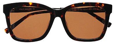 Óculos de Sol Feminino AT 88104 Tartaruga