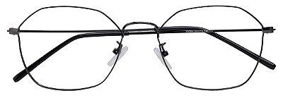 Armação Óculos Receituário AT 6784 Chumbo
