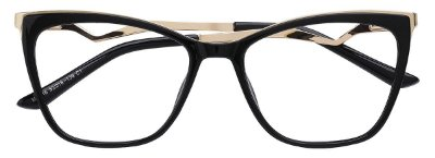 Armação Óculos Receituário AT 016 Preto