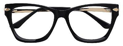 Armação Óculos Receituário AT 4179 Preto