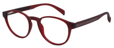 Armação Óculos Receituário AT 1044 Vermelho