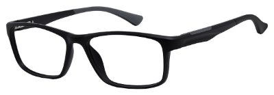 Armação Óculos Receituário AT 1026 Preto/Cinza