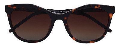 Óculos de Sol Feminino AT 88114 Tartaruga/Marrom