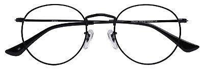 Armação Óculos Receituário AT 9274 Preto