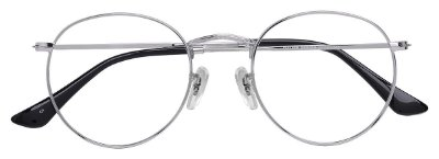 Armação Óculos Receituário AT 9274 Prata
