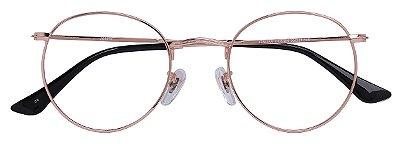 Armação Óculos Receituário AT 9274 Ouro Velho
