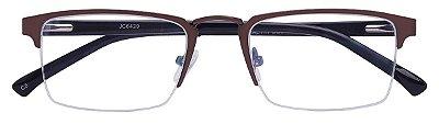 Armação Óculos Receituário AT 6429 Cobre/Azul