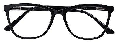Armação Óculos Receituário AT 3339 Preto