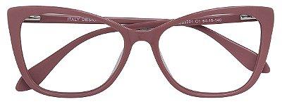 Armação Óculos Receituário AT 33221 Rosa