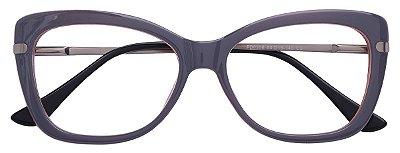 Armação Óculos Receituário AT 6356 Cinza