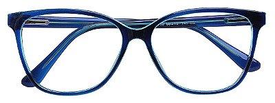 Armação Óculos Receituário AT 3330 Azul