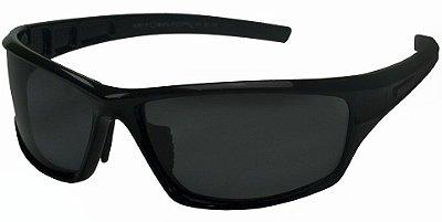 Óculos de Sol Silicone Flexível Preto AT 901