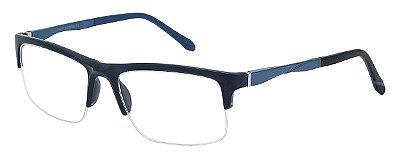 Armação Óculos Receituário AT 2067 Azul