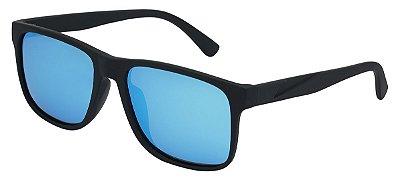 Óculos de Sol Masculino Espelhado AT 5202 Azul/Preto