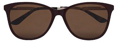 Óculos de Sol Feminino AT 88121 Vinho