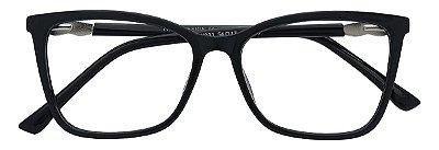 Armação Óculos Receituário AT 931 Preto