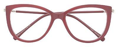Armação Óculos Receituário AT 5604 Rosa