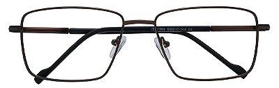 Armação Óculos Receituário AT 1004 Marrom