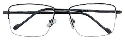 Armação Óculos Receituário AT 1005 Chumbo