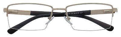 Armação Óculos Receituário AT 6015 Dourado