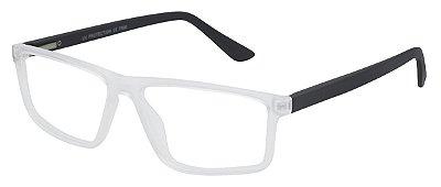 Armação Óculos Receituário AT 1029 Gelo Transparente