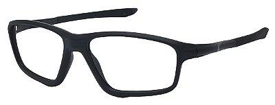 Armação Óculos Receituário AT 8376 Preto