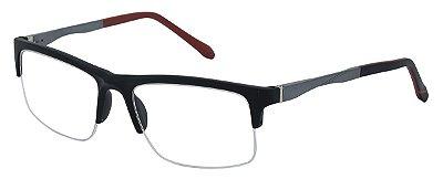 Armação Óculos Receituário AT 2067 Vermelho