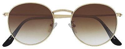 Óculos de Sol Unissex AT 1381 Dourado