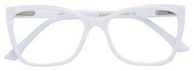 Armação Óculos Receituário AT 2089 Branco