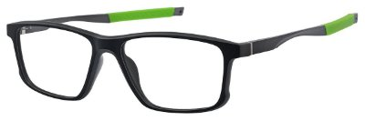 Armação Óculos Receituário AT 5827 Preto/Verde