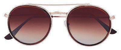 Óculos de Sol Unissex AT 2135 Dourado