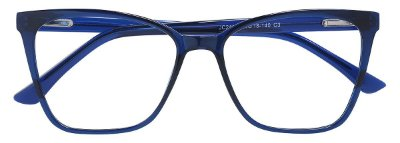 Armação Óculos Receituário AT 2109 Azul Transparente