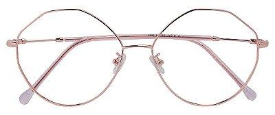 Armação Óculos Receituário AT 981 Cobre